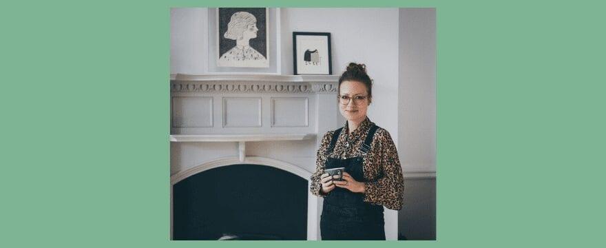 The Robora Meets: Sarah Birchall, Cub & Pudding founder