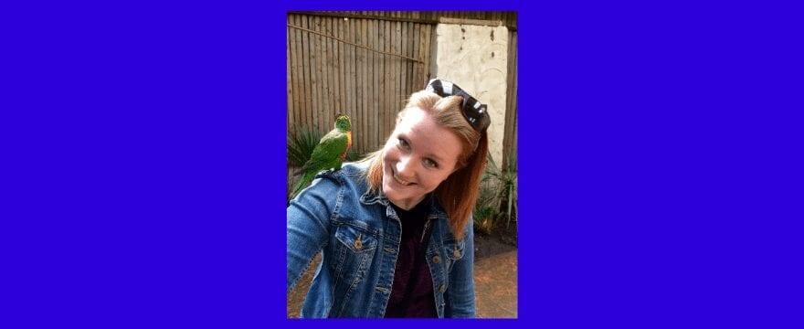 The Robora Meets: Claire Wood, web and graphic designer