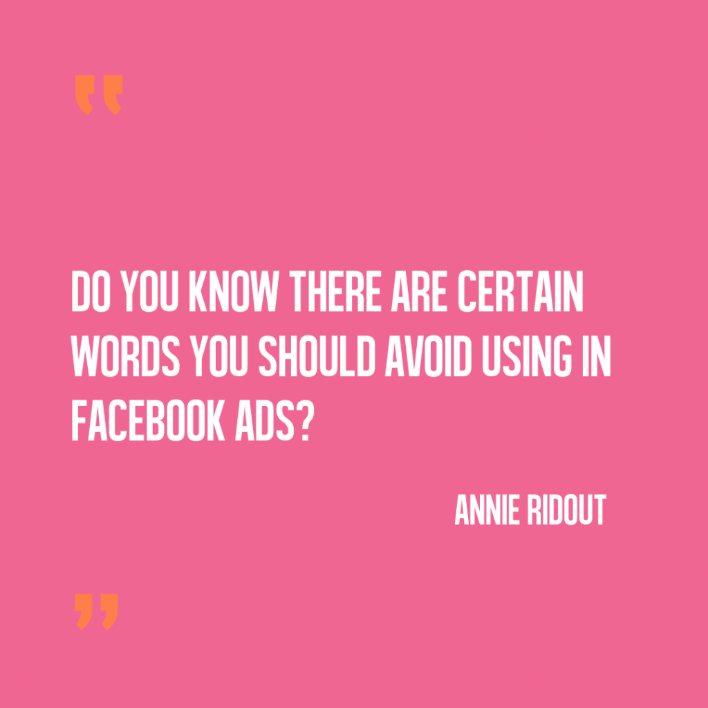 Facebook ad isn't performing? It might be your language